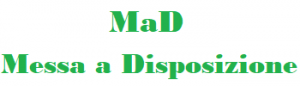 Modulistica MAD
